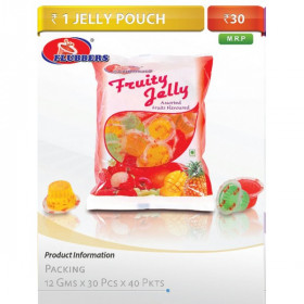 1 Jelly Pouch