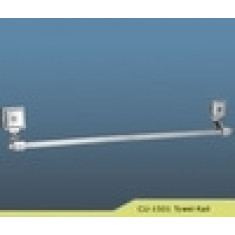 "Towel Rail 24"" Cub..."