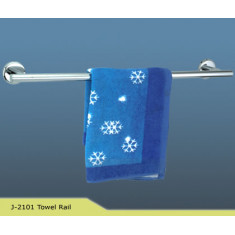 "TOWEL RAIL 24"" JET..."